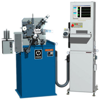 cx2a coiling machine