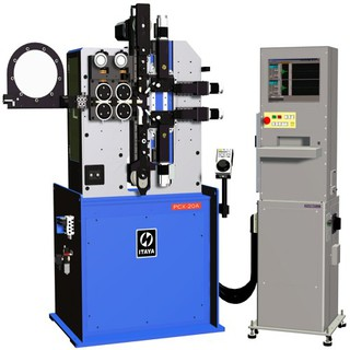 pcx series coiling machine
