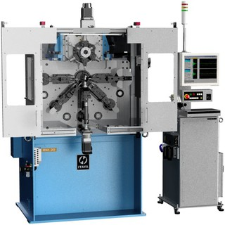 rm20 spring forming machine