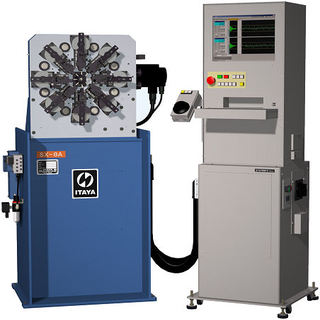 sx series spring making machine