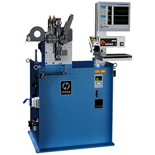 cx spring coiling machine