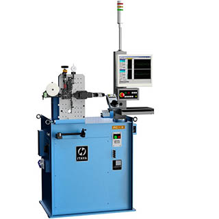 pc4 spring coiling machine