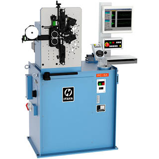 pc8 spring coiling machine