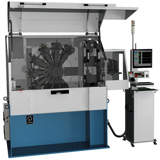 mf-10B spring forming machine image